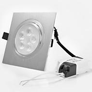 Innfelt lampe 5 leds Høyeffekts-LED Dekorativ Varm hvit 450lm 3000K AC 220-240 AC 110-130V