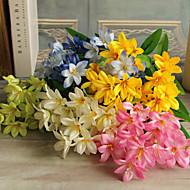 Gren Polyester Liljer Bordblomst Kunstige blomster
