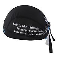 Coolpad スカルキャップ Headsweat サンスクリーン UV耐性 高通気性 速乾性 抗虫 バイク / サイクリング 冬 のために 男女兼用 キャンピング&ハイキング 釣り 登山 乗馬 ゴルフ ファッション / マウンテンサイクリング / ロードバイク / モイスチャーコントロール