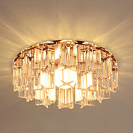 Moderne / Nutidig / Traditionel / Klassisk / Rustikk/ Hytte / Tiffany / Vintage / Kontor / Bedrift / Lanterne / Rustikk Krystall / LED