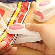 ZIQIAO Portable Magnetic Håndholdt Food Veske Resealer Plastic Veske Heat Sealer