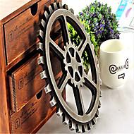 1pc Træ Afslappet Moderne / NutidigforBoligindretning, Hjemmeindretninger Dekorative objekter