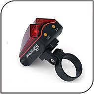 billige Sykkellykter og reflekser-Baklys til sykkel / sikkerhet lys / Baklys Laser / LED - Sykling Vanntett, Laser AAA 80 lm Batteri Sykling - XIE SHENG®