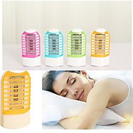 Mini Mosquito Lamp  Mosquito Repeller killing Fly Bug Insect Trap Night Lamp Killer Zapper(Ramdon Color)