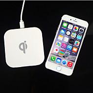 billiga Mobil cases & Skärmskydd-Trådlös laddare USB-laddare Universell Qi Stöds inte 1 A