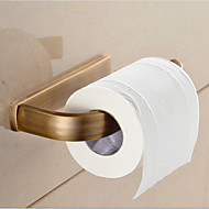 cheap -Toilet Paper Holder Contemporary Brass 1 pc - Hotel bath