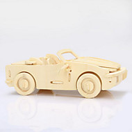 preiswerte -Holzpuzzle Holzmodelle Auto 3D Holz Kinder Geschenk