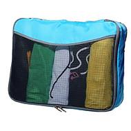 お買い得  トラベル-メッシュ生地 旅行かばんオーガナイザー 携帯用 小物収納用バッグ