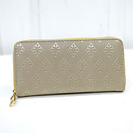 Women Bags PU Wallet for Casual Gold Black Beige Blue
