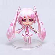 Four Sakura Band Hatsune Model Doll Toys Anime Action Figures(1PCS)