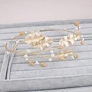 模造真珠のヘッドバンドヘッドピース古典的な女性のスタイル