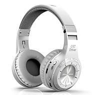 Bluedio Preko uha Traka za kosu Bez žice Slušalice plastika mobitel Slušalica S kontrolom glasnoće S mikrofonom Buke izolaciju Slušalice