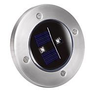 tanie Światła drogi-1 szt. Lampy LED na Energię Słoneczną Lekka dekoracja Na energię słoneczną Bateria Akumulator Wodoodporne