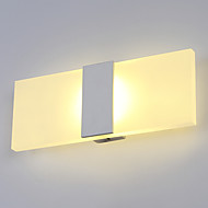 LED / Mini Style / Συμπεριλαμβάνεται Λάμπα Απλίκες Τοίχου,Μοντέρνο/Σύγχρονο LED Integrat  Μέταλλο