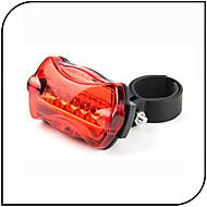 billige Sykkellykter og reflekser-Baklys til sykkel sikkerhet lys LED - Sykling Vanntett Anti Glide LED Lys AAA 80 Lumens Batteri Sykling-XIE SHENG®