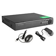 מקליט DVR CCTV אבטחה מעקב וידאו 8 ch h.246