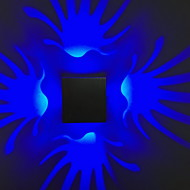 billige Vegglamper-BriLight Moderne / Nutidig Vegglamper Metall Vegglampe 90-240V 3W