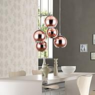 preiswerte -Kugel Modern/Zeitgenössisch Ministil Pendelleuchten Raumbeleuchtung Für Wohnzimmer Schlafzimmer Esszimmer 110-120V 220-240V 110-120V