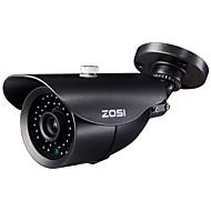 "zosi® 1000tvl 1/3 ""의 CMOS 잘라 IR 카메라 야외 seurity 카메라 (42)는 야간 1백20피트 주도"