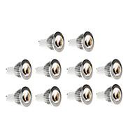 billige Kornpærer med LED-480 lm GU10 LED-kornpærer T 30 leds SMD 2835 Varm hvit Kjølig hvit AC 220-240V