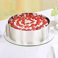 billige Bakeredskap-1pc Nyhet Kake Rustfritt Stål Høy kvalitet Dekorasjonsverktøy