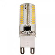billige Kornpærer med LED-ywxlight® E14 / G9 / G4 / E17 / E12 / ba15d / e11 5.5w 80smd 3014 550-600lm varm / hvit ac110-130 / 220-240