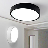 cheap Ceiling Lights-Modern/Contemporary Mini Style LED Flush Mount Downlight For Living Room Bedroom Kitchen Dining Room Study Room/Office Kids Room Entry
