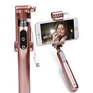 halpa -selfie stick bluetooth laajennettavissa selfie stick selfie tikkuja