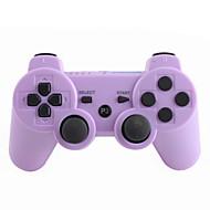 Bezdrátový ovladač pro PS3 (fialová)