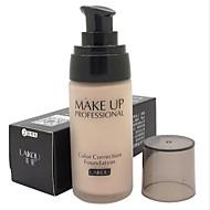 1 Podloga za šminku Wet Tekućina Izbjeljivanje Vlažnost Acoperire Oil-control Korektor Nejednak ton kože Prirodno Smanjenje pora