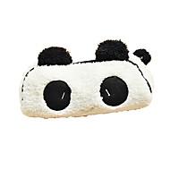 schöne Schwarzweiss-Pandastoffmehrzweckbrieftasche (1 PC)