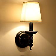 billige Vegglamper-Rustikk / Hytte / Traditionel / Klassisk Vegglamper Metall Vegglampe 220V / 110V 60W