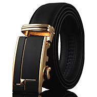 Men's Work / Active / Basic Wide Belt - Solid Colored