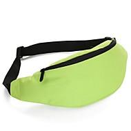 Damen Taschen Ganzjährig Nylon Hüfttasche mit für Schwarz Gelb Grün Blau