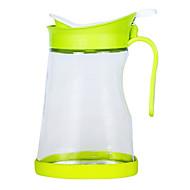 1 Cozinha Plástico Vidro Dispensers de Óleo