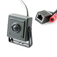 billige IP-kameraer-1.0 MP Innendørs with IR-kutt Dag Natt Primær Dag Nat Bevegelsessensor Dobbeltstrømspumpe Fjernadgang Vanntett Plug and play IR-klip) IP