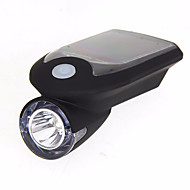 cheap -Bike Lights Safety Lights Front Bike Light LED - Cycling Smart Waterproof Easy Carrying Mobile Battery 240 lum Lumens Solar USB