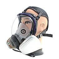 ieftine Siguranță-mari sferice de silicagel, masca de gaze masca de pulverizare masca chimice anti formaldehidă gazoasă incendiu