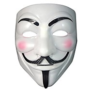 maskerade masker anonieme kerel fawkes fancy dress volwassen kostuum accessoire halloween