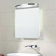billige Vanity-lamper-Moderne / Nutidig Baderomsbelysning Metall Vegglampe 90-240V 0.2W