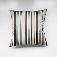 billige Putevar-1 stk Polyester Putecover, Stripet Tradisjonell