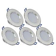 270 lm 6 Perles LED Installation Facile Encastré LED Encastrées Blanc Chaud Blanc Froid 85-265 V Maison / Bureau Chambre des Enfants Cuisine / 5 pièces / CE