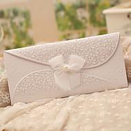 Tri preklopa Vjenčanje Pozivnice Pozivnice Classic Style Butterly Style Tema bajka Pearl papira Uzde