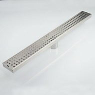 cheap Stainless Steel Series-1pc High Quality Contemporary Stainless Steel Drain / Bathroom Floor Mounted