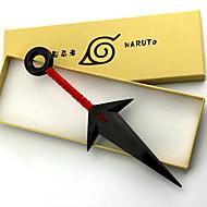 Inspiriert von Naruto Naruto Uzumaki Anime Cosplay Accessoires PVC Herrn neu / heiß Halloween Kostüme