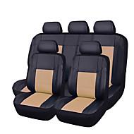 CARPASS Prekrivači za auto-sjedala Presvlake sjedala Bež / Sive boje / svijetlo plava PU koža Posao Za Univerzális