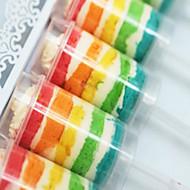10pcs クリエイティブキッチンガジェット ABS樹脂 アイスクリームツール