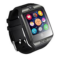 tanie Inteligentne zegarki-inteligentny zegarek karty telefoniczne niezależne zakrzywiony ekran można synchronizować android telefonu komórkowego z Bluetooth