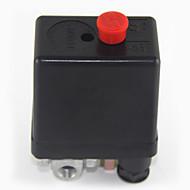 interruptor de pressão do compressor de ar, único furo vertical, 30a atual