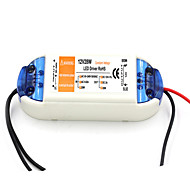 ac 90 ~ 240v 0.62a dc 12v 2a 28w conduit conducteur de puissance - blanc + orange,